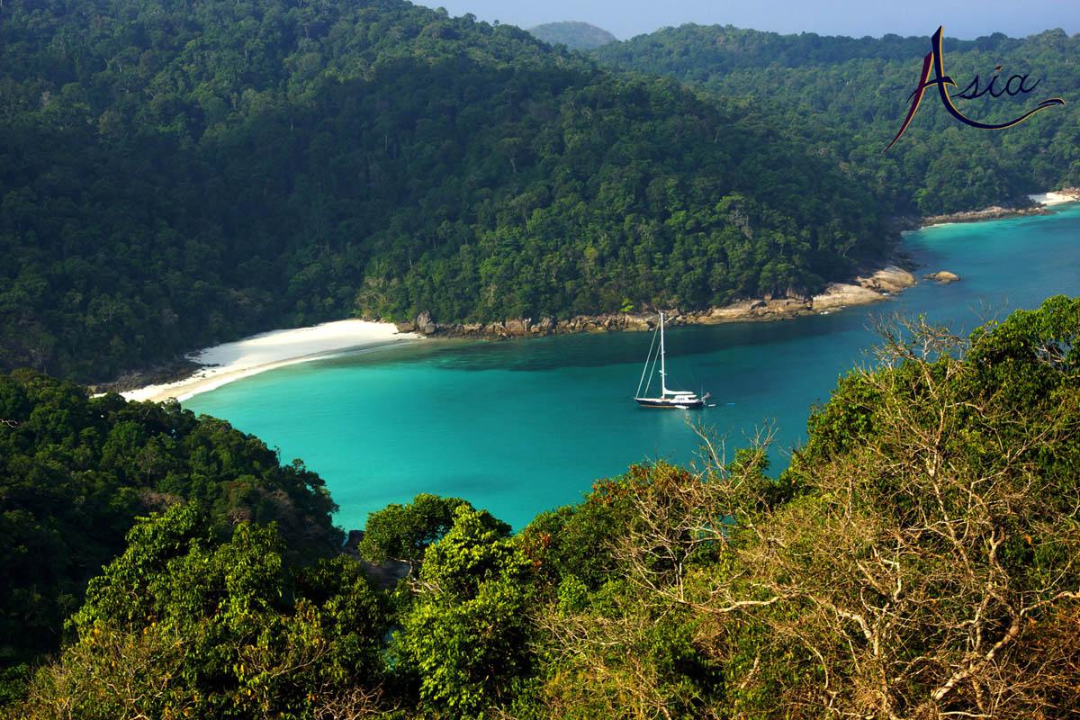 Burma's Mergui Archipelago Cruising Guide